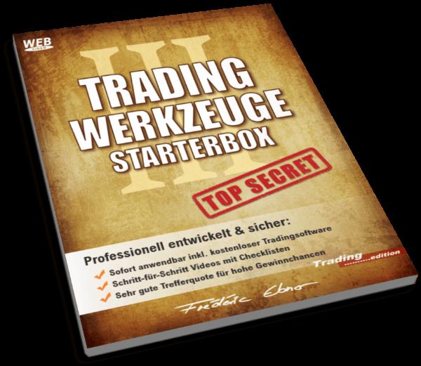 Trading Werkzeuge Starterbox