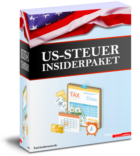 US-Steuer Insiderpaket Cover